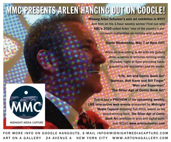 •ARLEN GOOGLE MMC promo REV