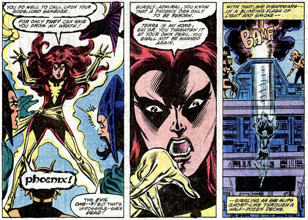 from Uncanny X-Men #157