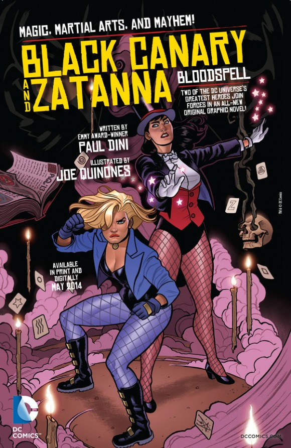 BlackCanary_Zatanna_Bloodspell