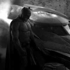BREAKING: FIRST LOOK AT BATMAN, BATMOBILE!!!