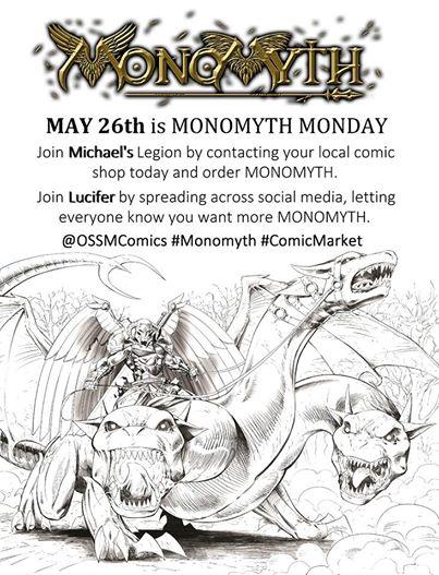 MONOMYTH Monday