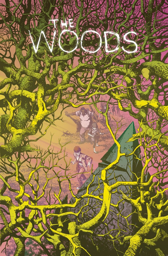 The-Woods-Cover-A-Ramón-Pérez