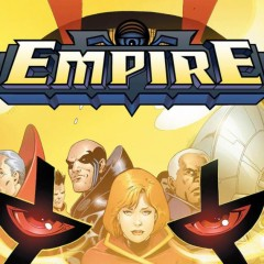 Waid, Kitson Set Date for Next Volume of EMPIRE