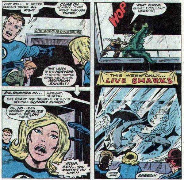from Godzilla #20 (1979)