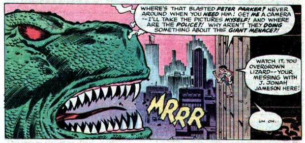 from Godzilla #23 (1979)