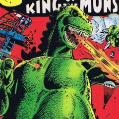 The Ultimate Battle! GODZILLA VS. THE MARVEL UNIVERSE