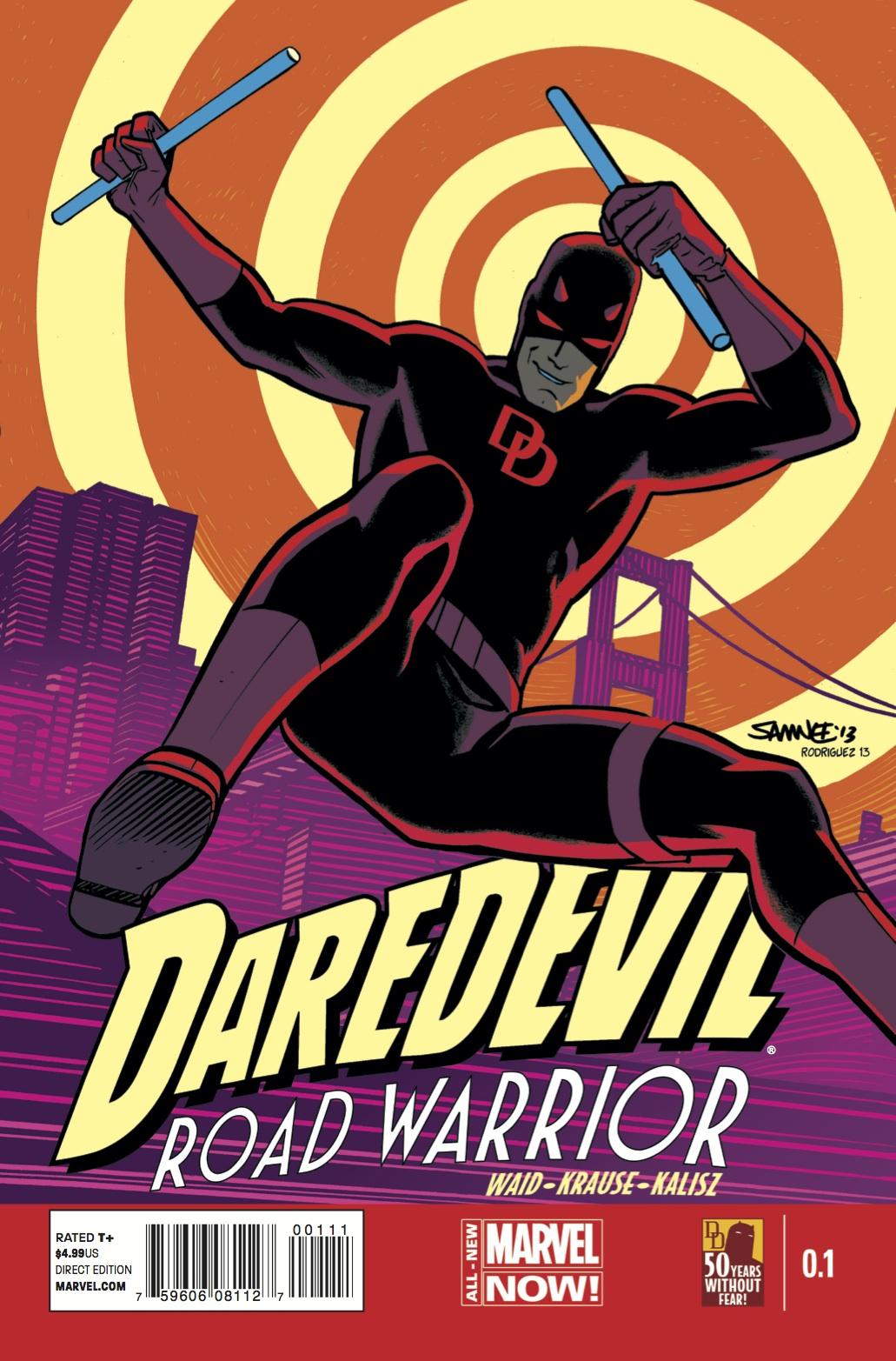 Michael Allred Daredevil
