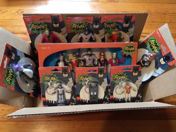 Box o' Batswag!