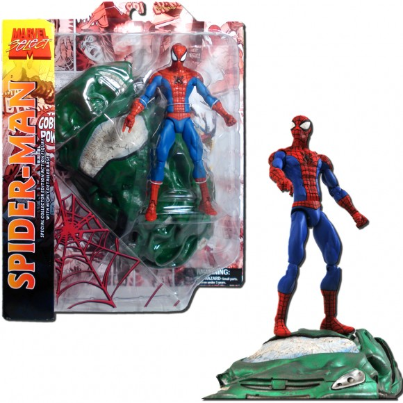 Marvel-Select-Spider-Man