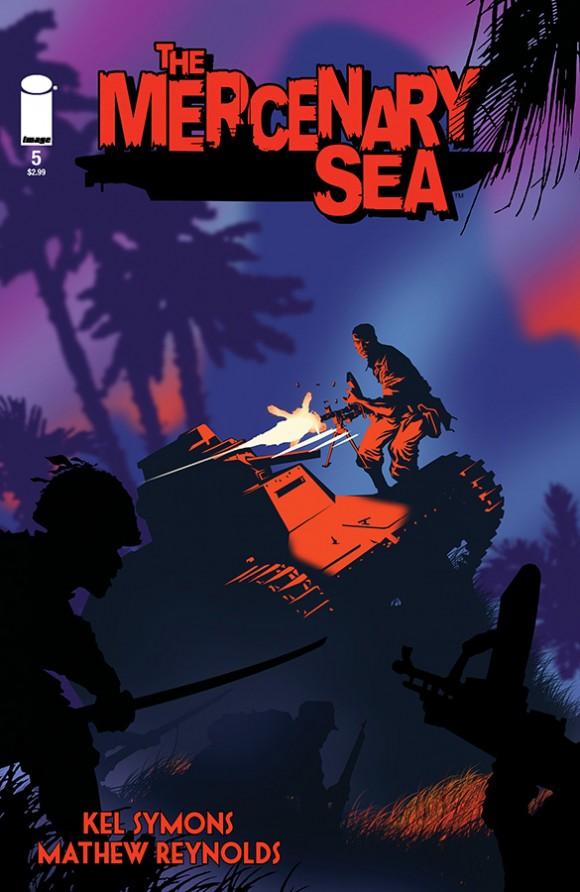 MercenarySea05_Cover