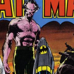 DENNY O'NEIL Talks the Origin of Ra's al Ghul