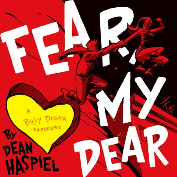 fear-my-dear-billy-dogma-experience-dean-haspiel-z2-comics-cover