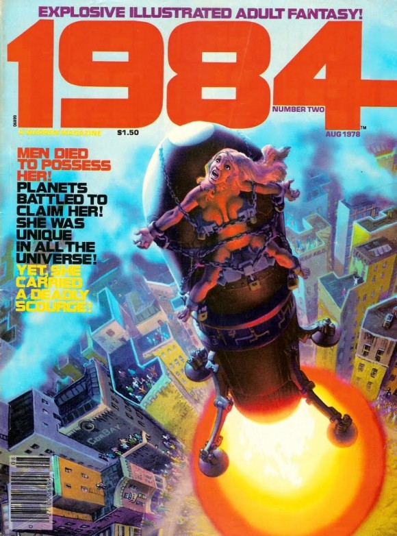 1984SecondCover