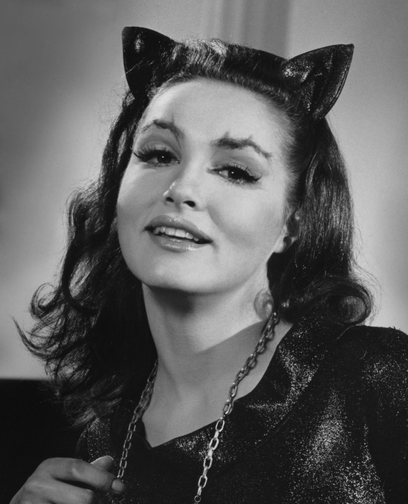 The original, one and only Miss Julie Newmar.