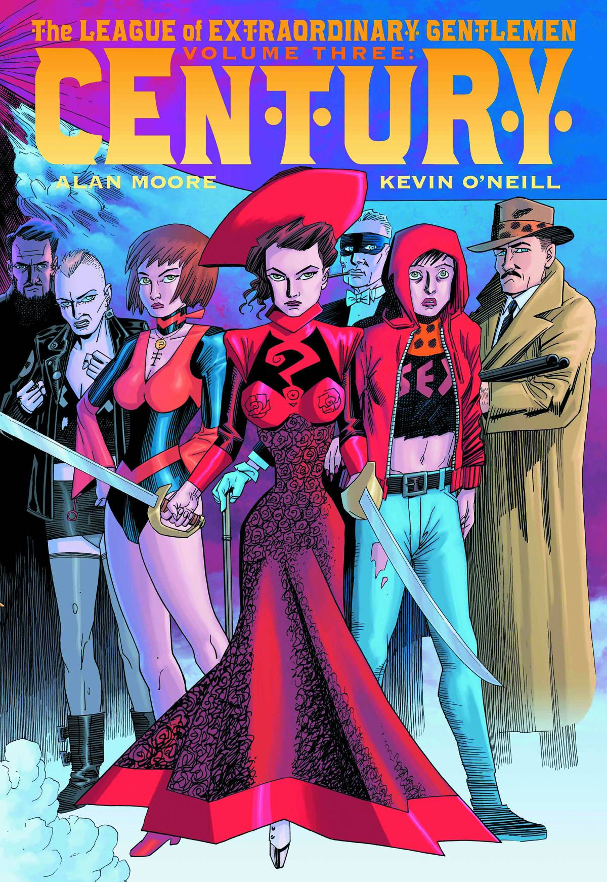 annotations to league of extraordinary gentlemen volume - 624×960