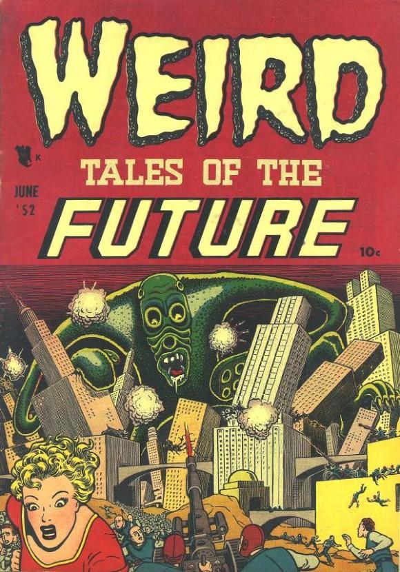 Wolverton - Weird Tales 2 600