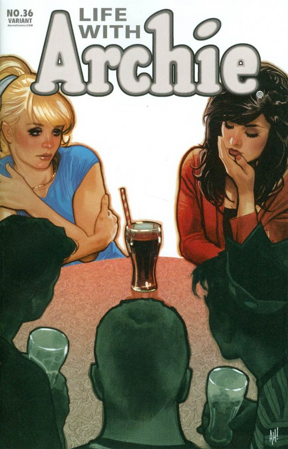 Adam Hughes. Concentrate on it.