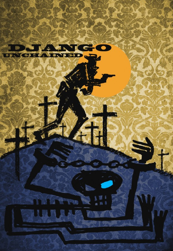 Django Unchained cover by Chiarello