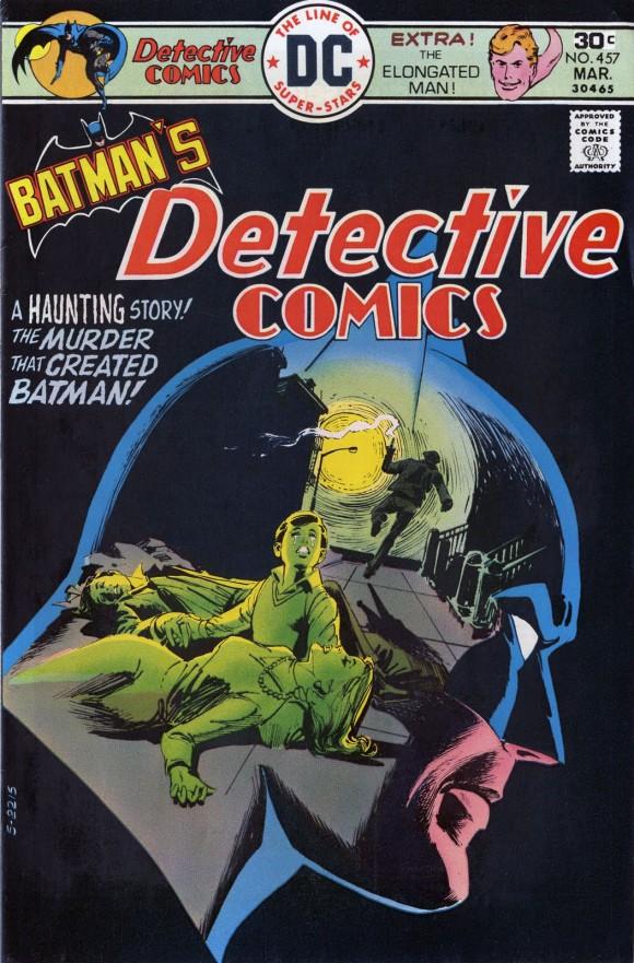 DETECTIVE COMICS 457 001