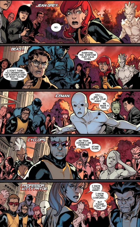 Immonen on All-New X-Men