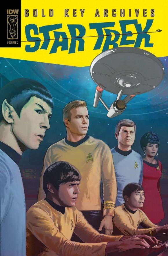 IDW Star Trek Gold Key Archives Volume 2