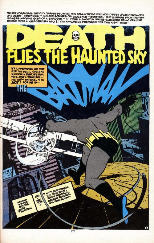 Haunted skies ... Toth  ... hmmm