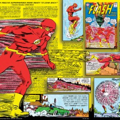 CARMINE INFANTINO: The Artist Who Rode the Lightning