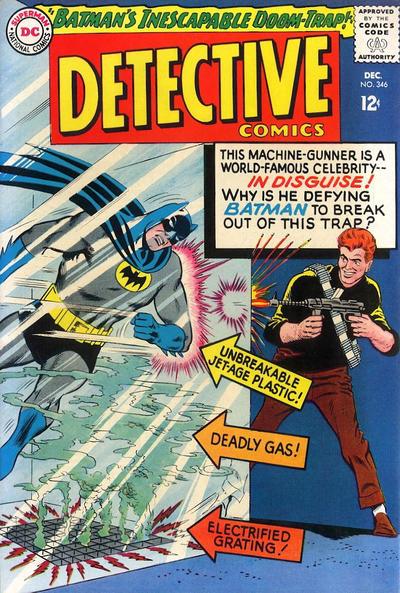 Detective Comics #346