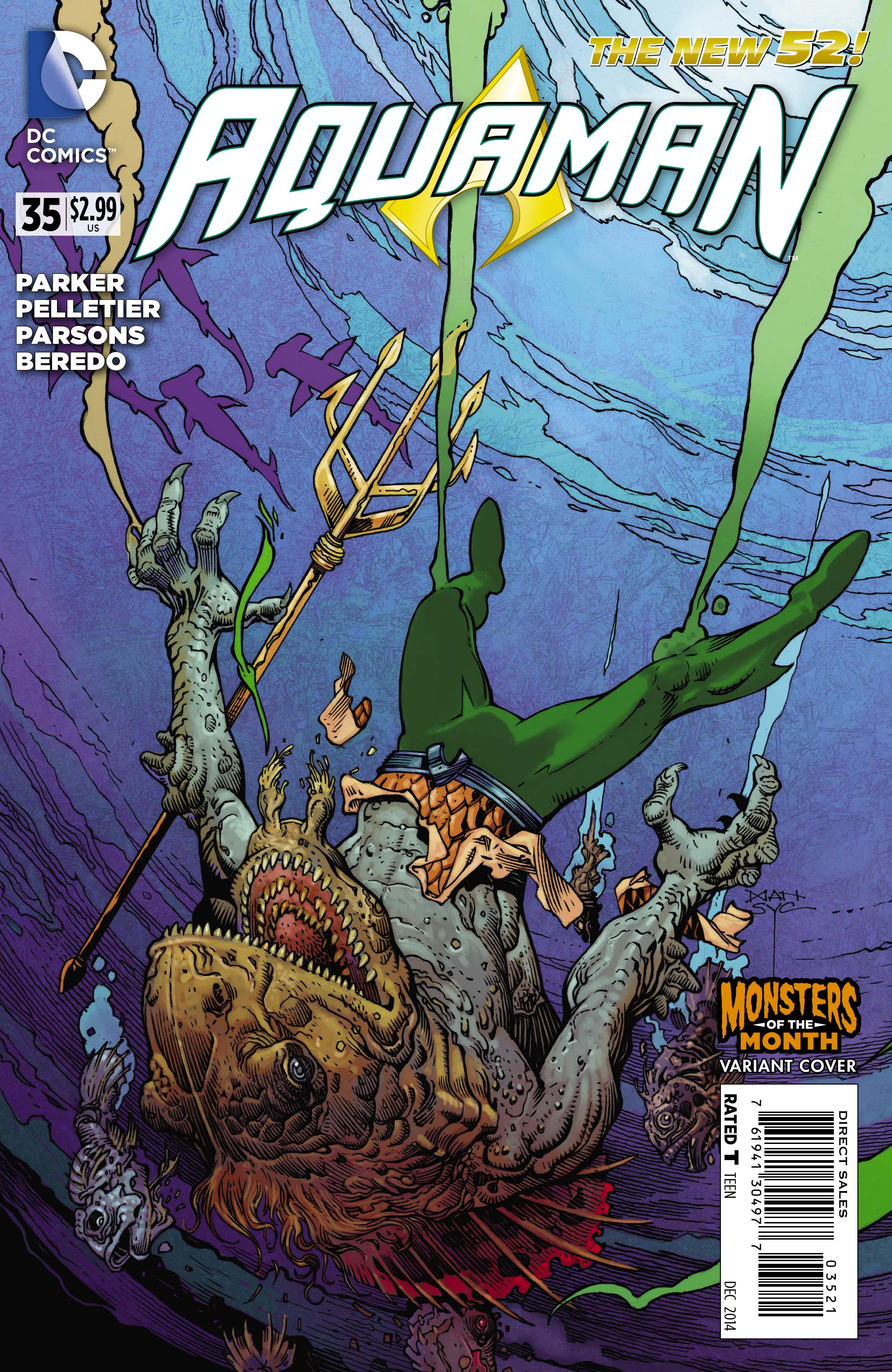exclusive preview  aquaman  35