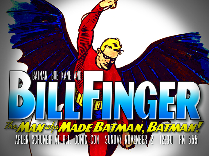 BATMAN Finger RICC
