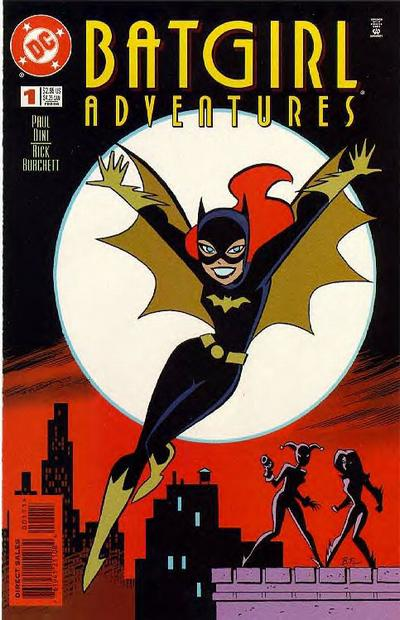 Bruce Timm. But you knew that.