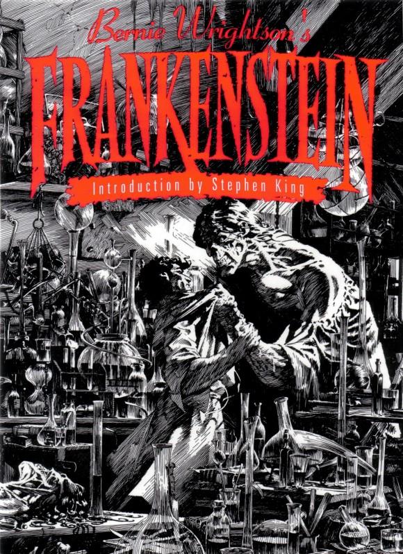 Bernie Wrightson - Frankentien 00