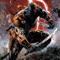 DEATHSTROKE #1: TONY DANIEL Takes You Behind the Deadly Scenes