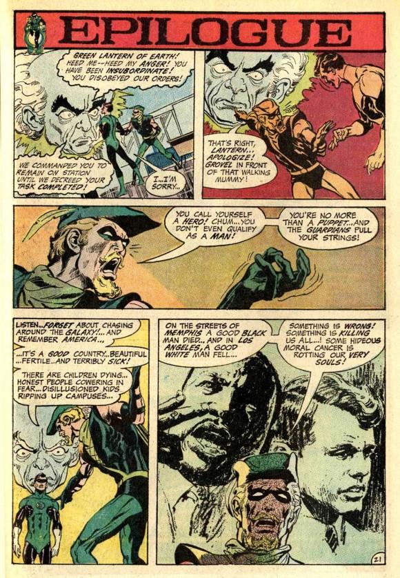 Green-Lantern-Green-Arrow-Social-Issues