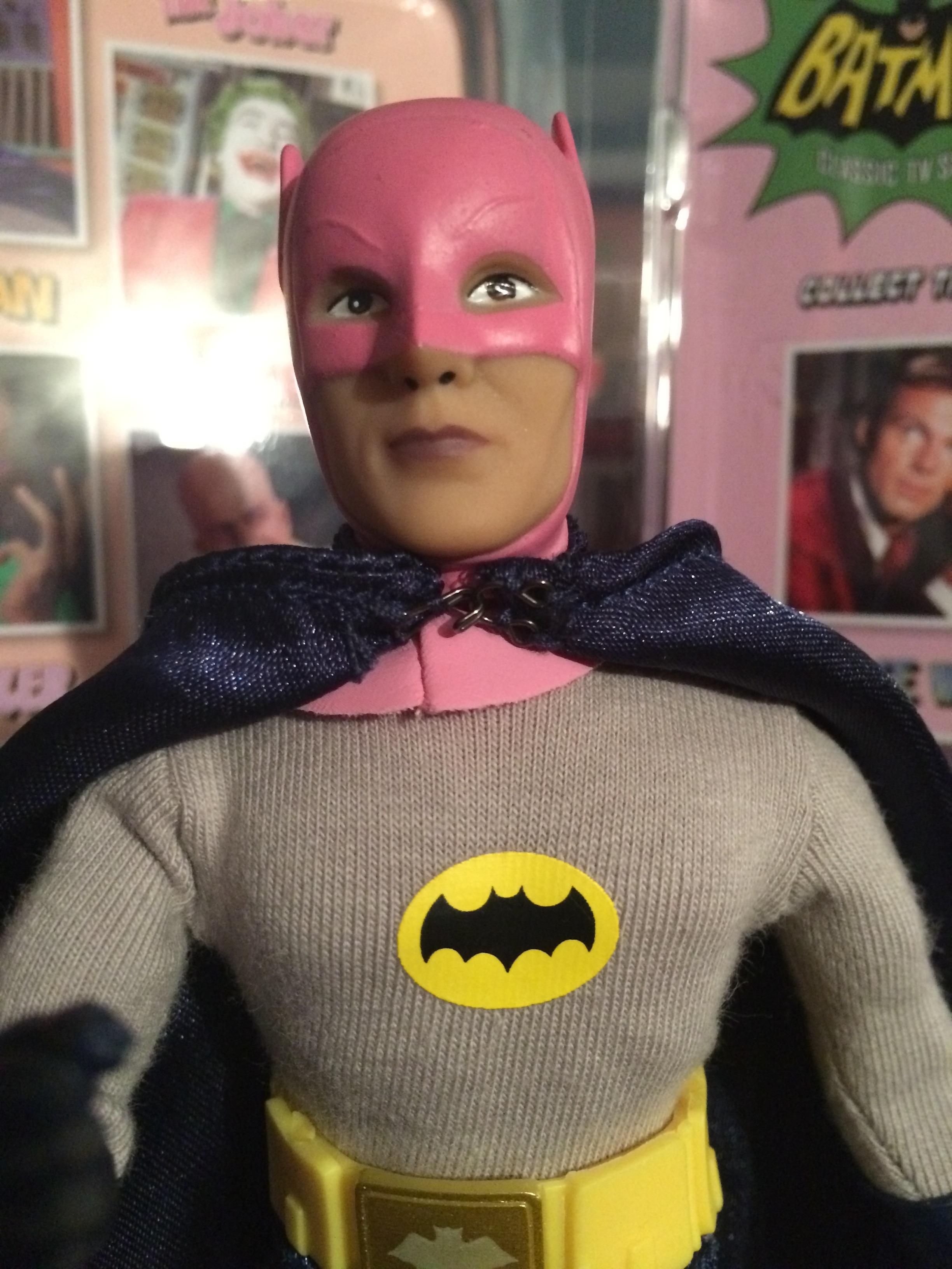 Pink Cowl Batman