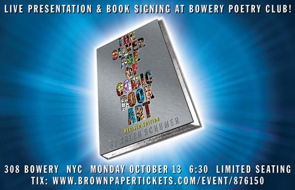 SA Bowery promo