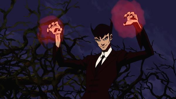 Klarion in Young Justice.