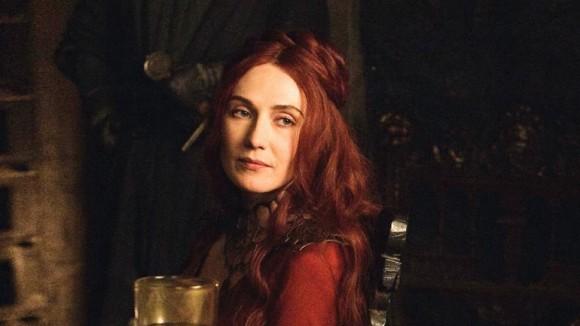 Carice van Houten as Melisandre