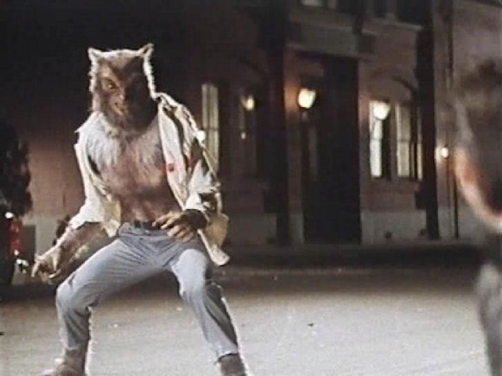 13 Great Werewolves, by STEVE ELLIS | 13th Dimension, Comics