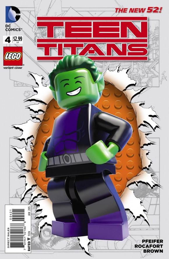 Lego my Beast Boy!