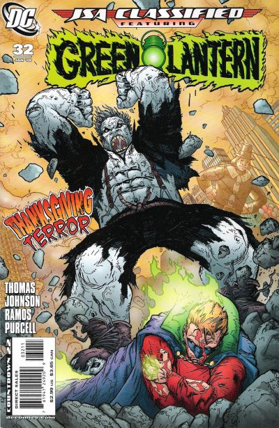 Solomon Grundy. Again!