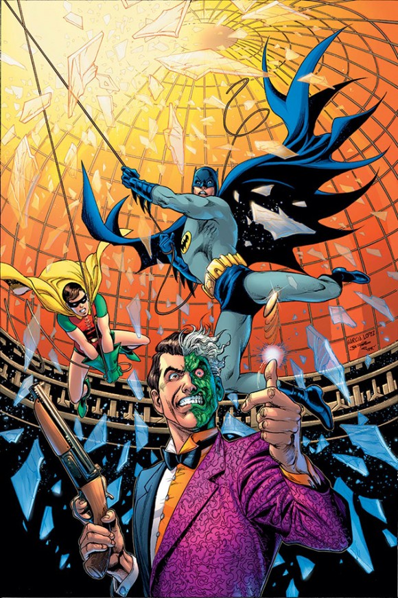 Garcia-Lopez's variant cover