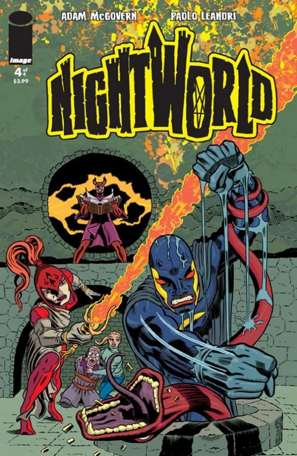 Nightworld 4 Cover
