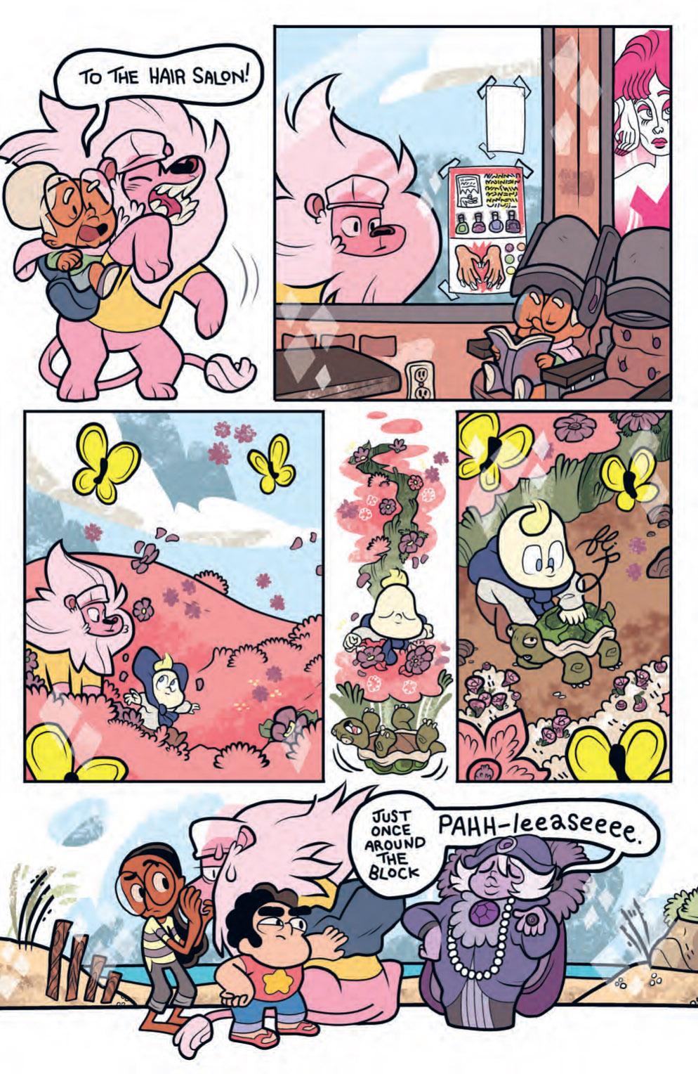 Steven universe funny comics