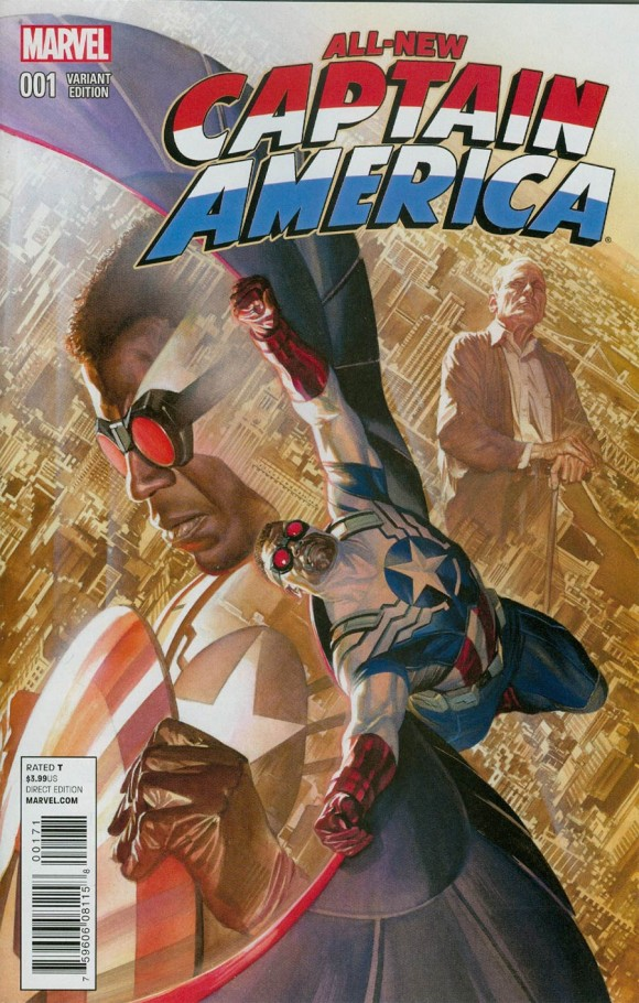 Alex Ross -- more Cap!