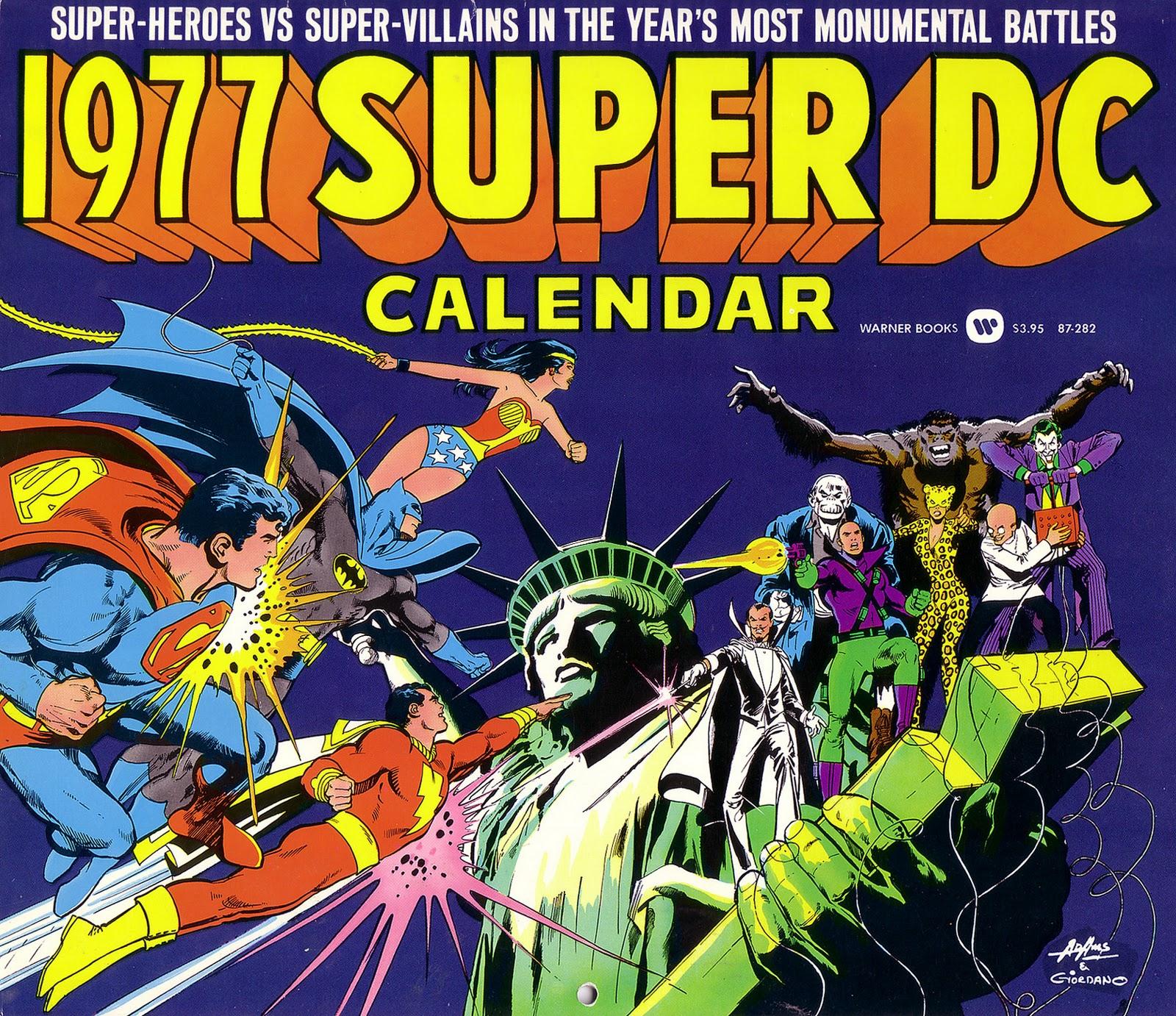 1977_Super_DC_Calendar_-__Front_Cover