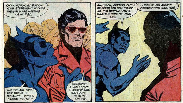 from Avengers #197 (1980), script by David Michelinie, art by Carmine Infantino and Joe Rubinstein