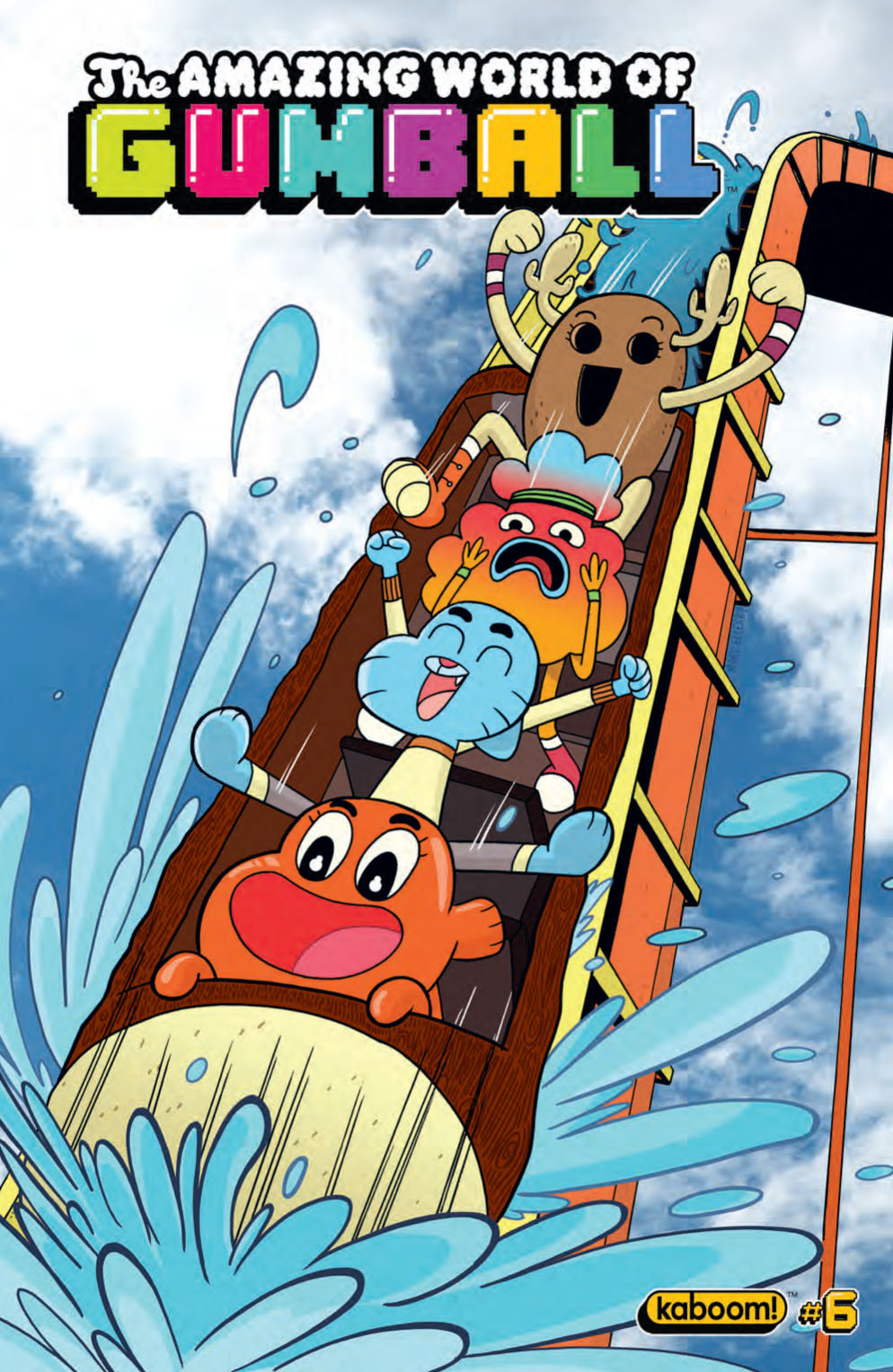 The amazing world of gumball videos