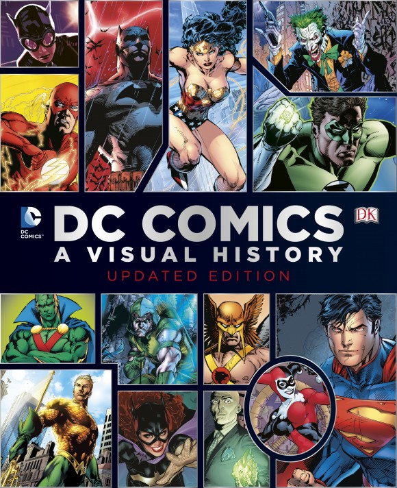 DC Comics Cover