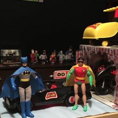 THE MEGO BATCAVE AND ME: A Holiday Story